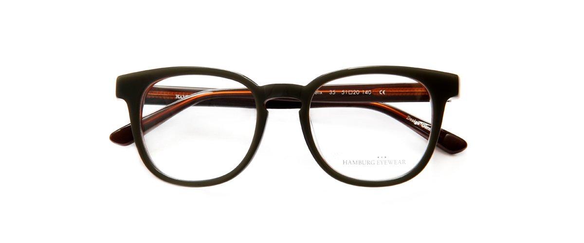 Hamburg Eyewear Erwin 100 - 55 PQNBY